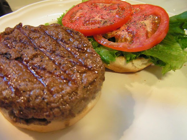 Serve on toasted bun or bread of choice with a little spicy dijon mustard,...