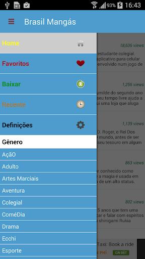 Brasil Mangás|玩漫畫App免費|玩APPs