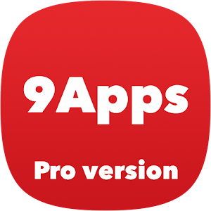 Image result for 9apps pro logo