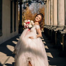 Wedding photographer Svetlana Danilchuk (Danylka). Photo of 14.10.2018