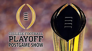 College Football Playoff Postgame Show thumbnail