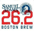 Logo of Samuel Adams Boston 26.2 Brew