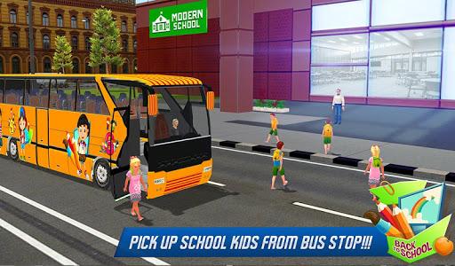 School Bus Driver Simulator 2018: City Fun Drive 1.0.2 screenshots 17