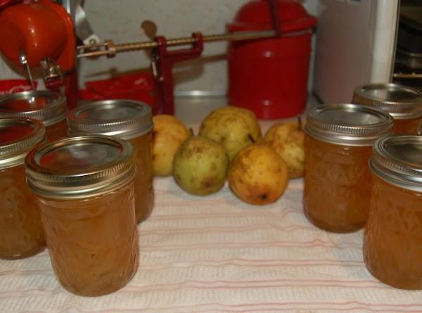 Pear Preservers Judy's Way Recipe
