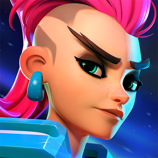 Planet of Heroes - MOBA PVP meets Brawler Action game (apk) free download for Android/PC/Windows