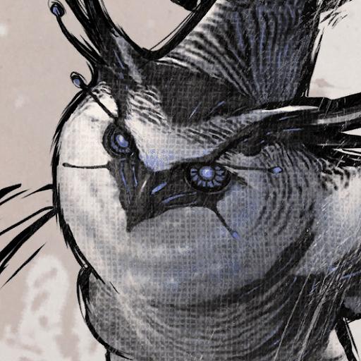 雪フクロウ
