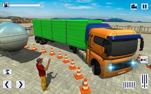 Advance Truck Parking 2019:New Parking Game 1.0.1 screenshots 1