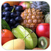 Tile Puzzles · Fruits