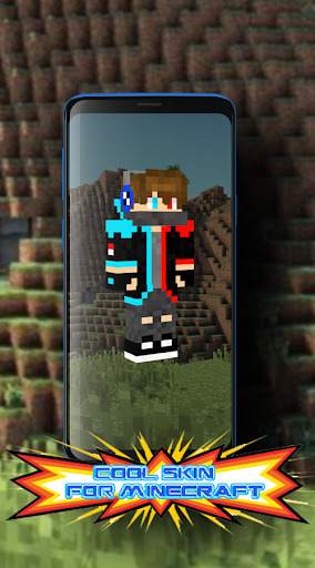Cool Skin For Minecraft screenshot 1