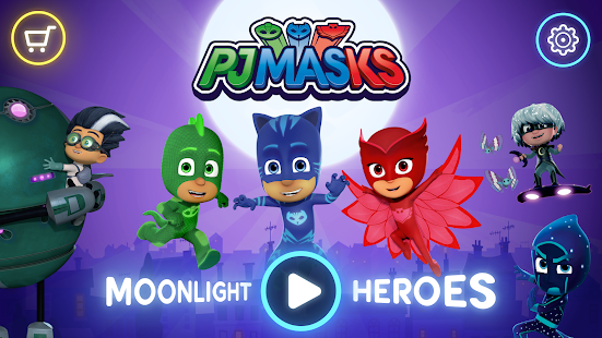 PJ Masks™: Moonlight Heroes Screenshot