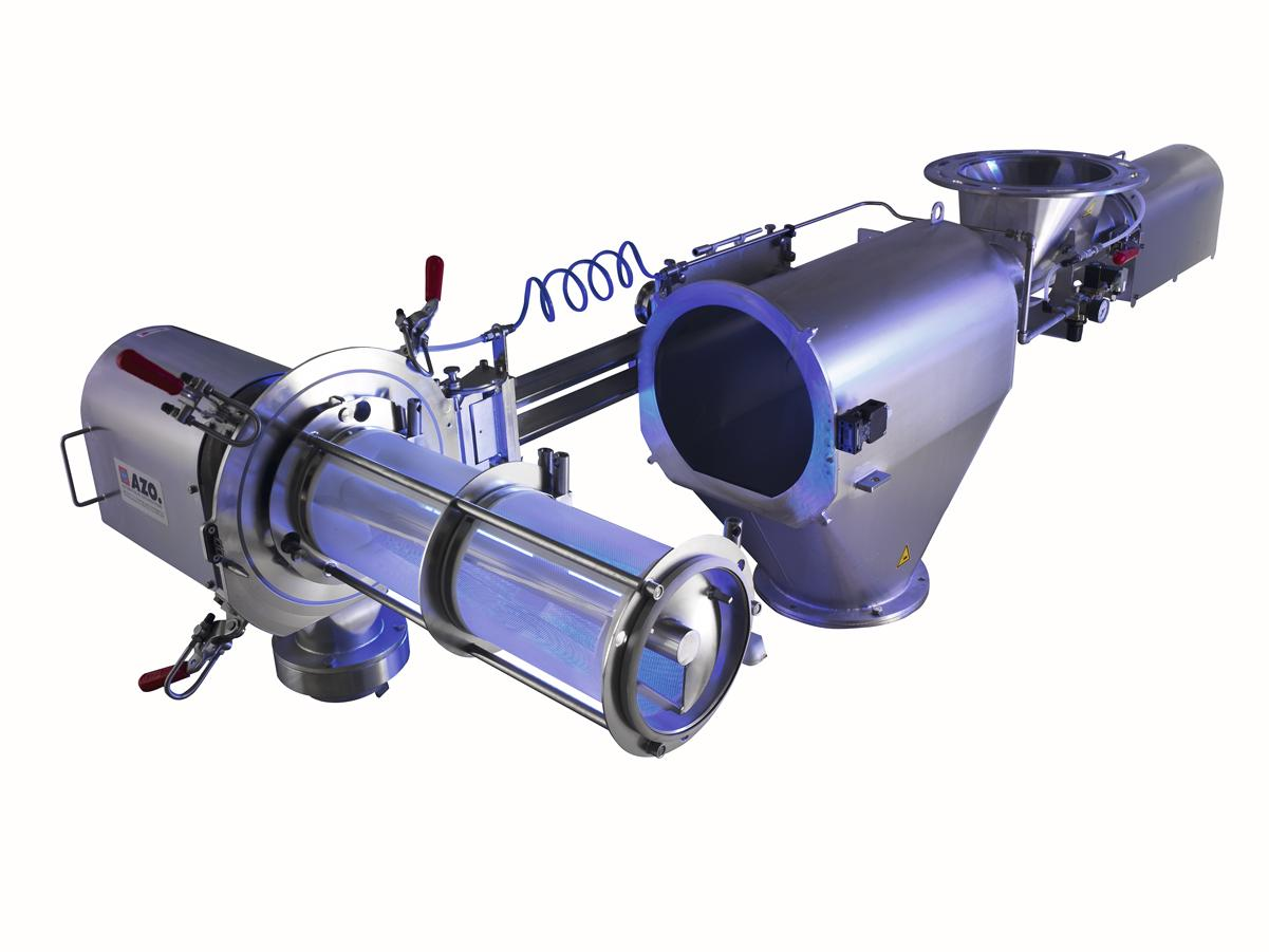 elements of a Centrifugal Screener