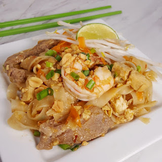 Instant Pot Pressure Cooker Pad Thai {ผัดไทยกุ้งสด} Recipe
