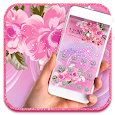 Diamond Flower Gold Theme🌺🌺 icon