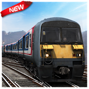 Train Driving Simulator - Train Games