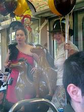 Photo: Chicago 2004 Train Job