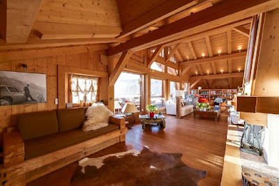 Exquisite Chalet at the Ski Slopes of Megeve