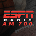 700 ESPN The Ticket icon