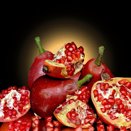 Red  by Asif Bora - Food & Drink Fruits & Vegetables (  )