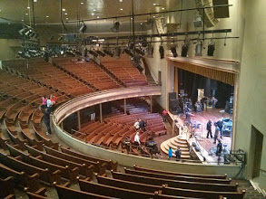 Photo: The Ryman Auditorium on a rainy afternoon, otherwise known as the Grand Ole Opry, after some really good Jack's BBQ!