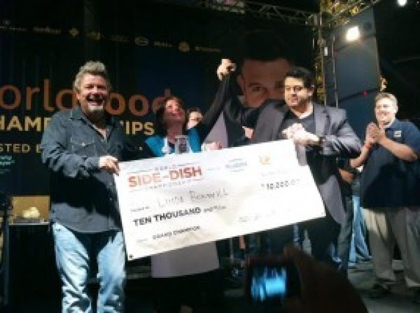 Home Cooks Win BIG At World Food Championships