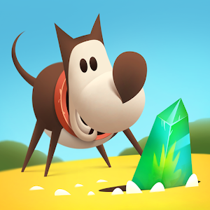Diggy Dog - adventure time for PC