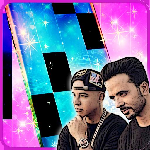 Despacito - Luis Fonsi ft Daddy Yankee Piano Tiles