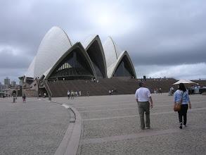 Photo: En Sidney en el Opera House