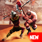 Gladiator Heroes: Clash Games - Epic war of clans
