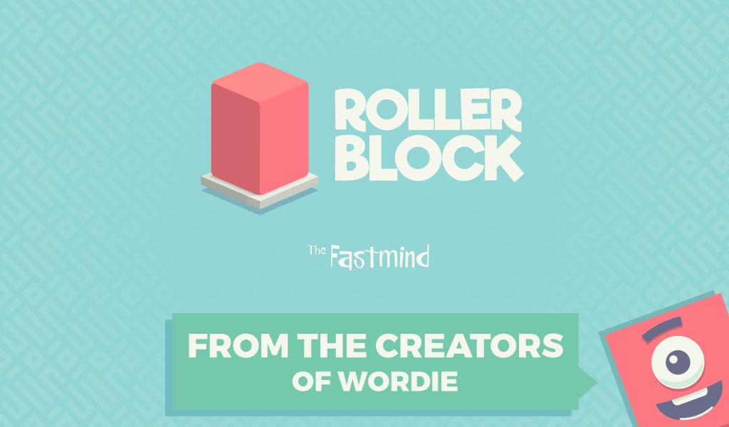 Roller Block: Think Roll Win- screenshot