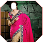 Indian Women Saree Frames APK icon