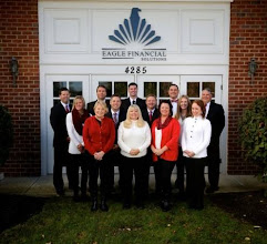 Photo: Our team at Eagle Financial Solutions!