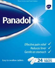Panadol Pain Relief Tablets - 24 Tablets