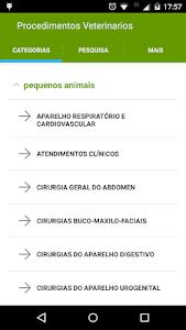 Procedimentos Veterinários screenshot 2