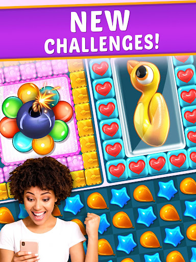 Balloon Paradise - Free Match 3 Puzzle Game 4.0.3 screenshots 9