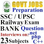 SSC and Interview Questions