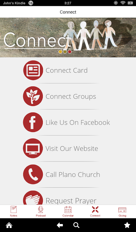 Plano Christian Church- screenshot