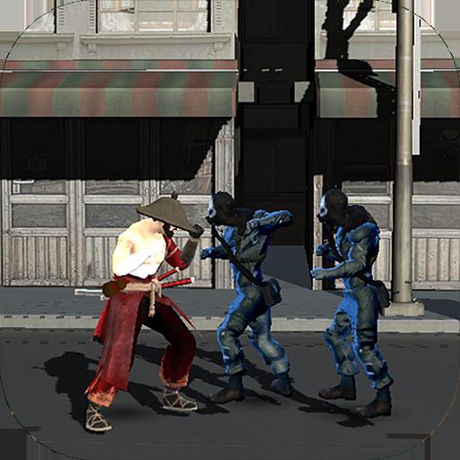 Shadow Ninja Warrior - Samurai Revenge Android APK Download Free By Studiokhibra