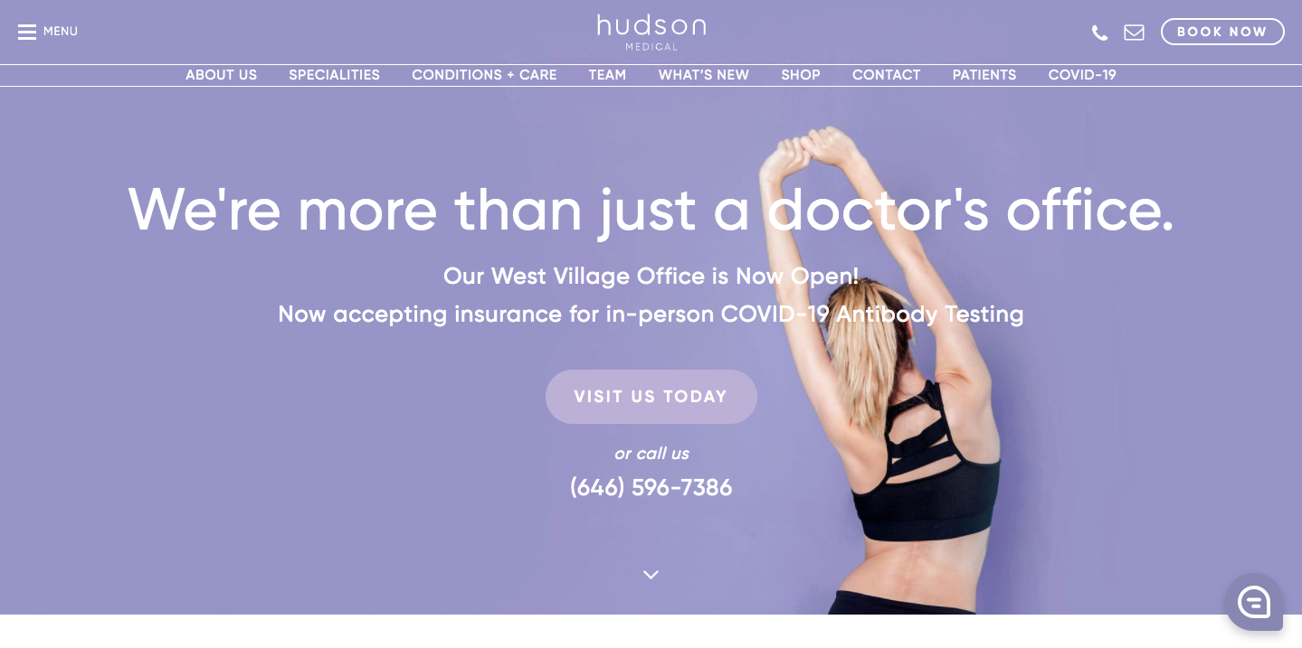Hudson Medical + Wellness