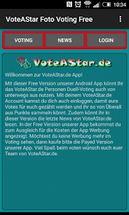 VoteAStar Foto Voting Free- screenshot thumbnail
