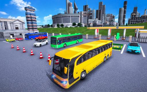 Modern Bus Parking Adventure - Advance Bus Games apkdebit screenshots 13