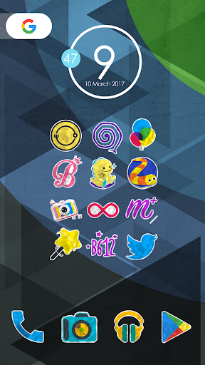 لالروبوت Gono - Icon Pack تطبيقات screenshot