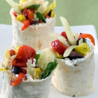 Lavash Wraps Recipes