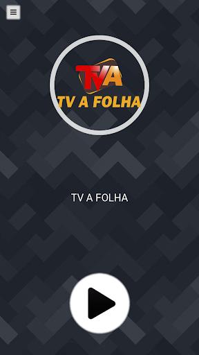TV A FOLHA screenshot 1