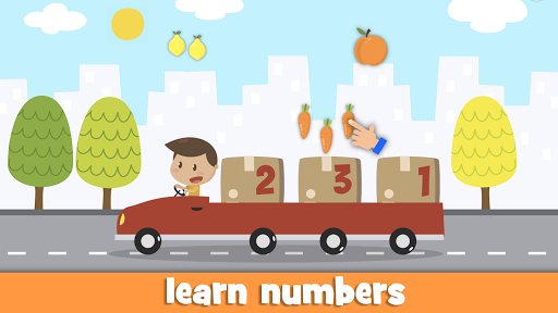 Learn fruits and vegetables - games for kids  screenshots 22