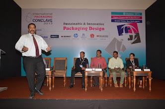 Photo: A. Appadurai, Country Manager - India & Sri Lanka, HP Indigo & Inkjet Presses