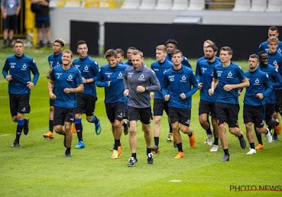 Officiel: le Club de Bruges laisse filer un de ses jeunes défenseurs