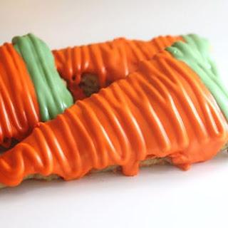 Carrot Cake Scones.