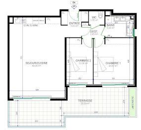 appartement à La Turbie (06)