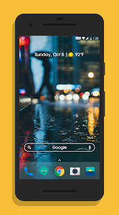 Pxl2 Zooper Widgets Screenshot