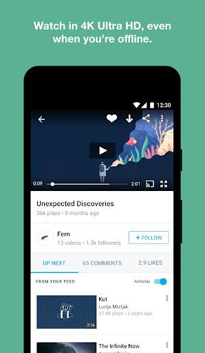 Vimeo 3.10.0 gameplay | AndroidFC 3